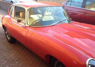 E Type Jag 1969 2+2 mark 2