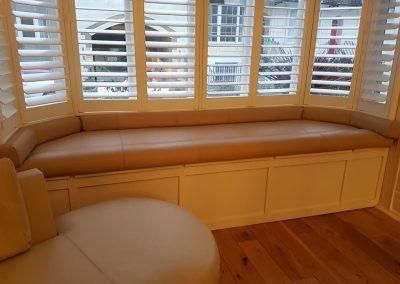 Bay Window Seat Upholstery